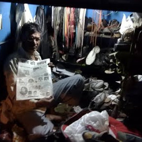 Voice to voiceless: Bhopal Shoemaker who became writer, printer, and publisher for justice.