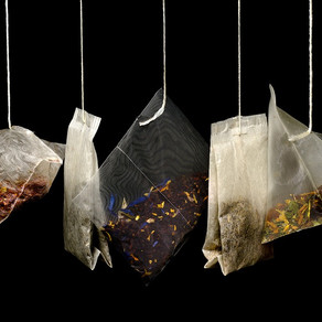 Do you take your tea with milk, sugar, or microplastics?