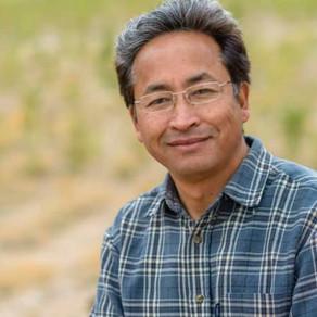 Changemakers of India -  Sonam Wangchuk