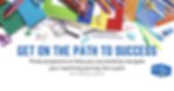 Landing page graphics  Success series ba