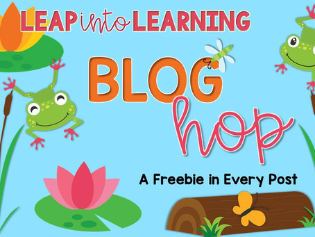 Hop on Over to Free Resources You Can Use Now