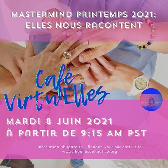 Café Virtu'Elles spécial Feedback Ateliers Mastermind de Printemps