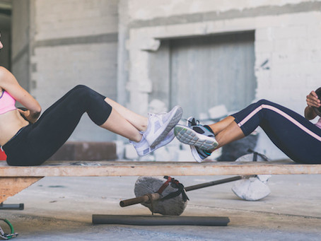 5 Bench Exercises to Challenge Your Abs