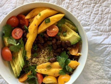 Summer Quinoa Bowl Recipe