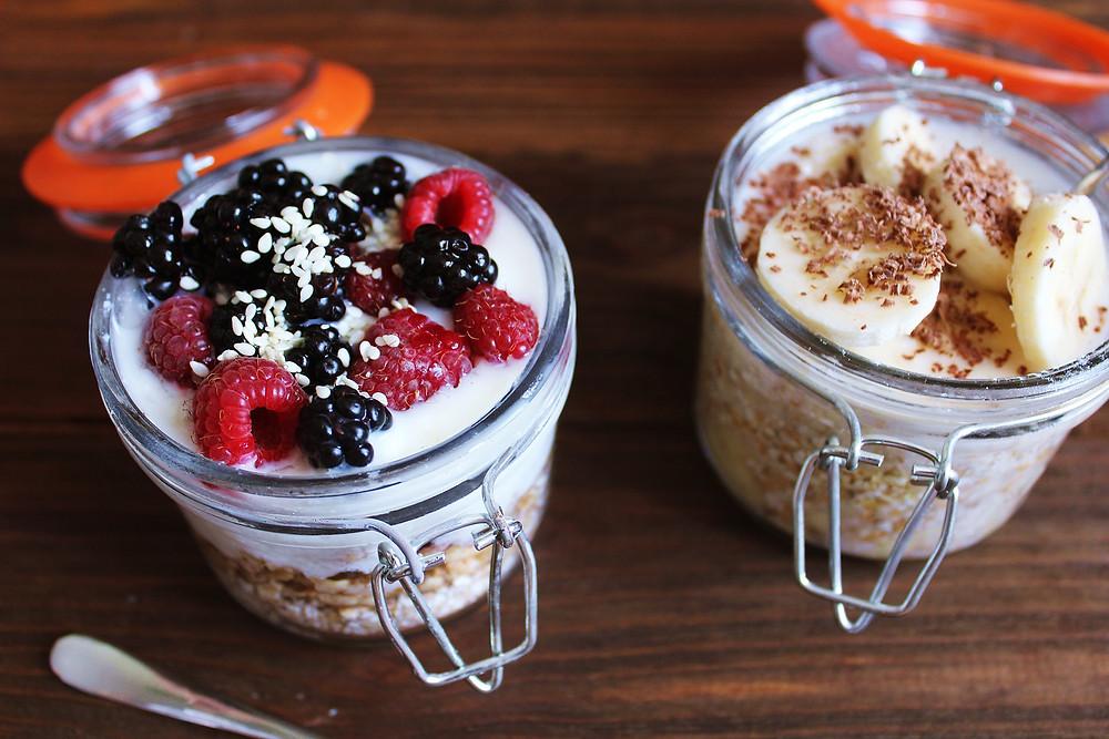 overnight oats pk fitness
