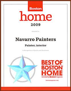 Best of Boston Interior Painting