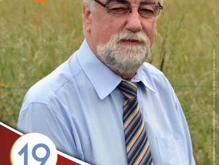 Candidats - 19e - Francis Collot - Mozet