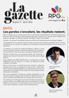 Notre Gazette n°5 dans les boîtes