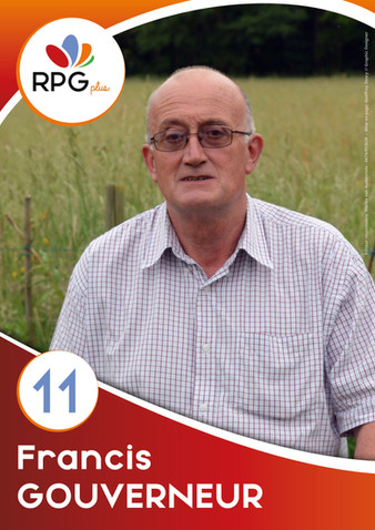 11e - Francis Gouverneur - Sorée