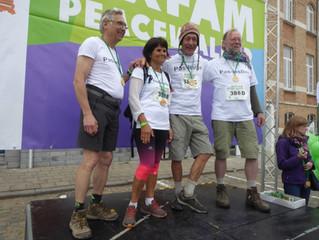 André Verlaine : au bout de l'effort pour Oxfam