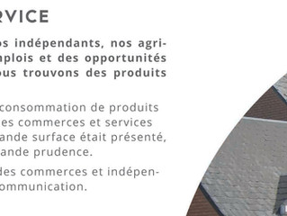 Programme : Commerce et services