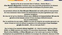 2020, Jim Murple Memorial: L'aventure continue !!