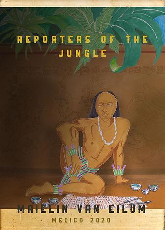 Reporters of the jungle_Maielin_van_Eilu