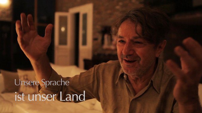 Goran Bregovic Unsere Sprache ist Unser Land