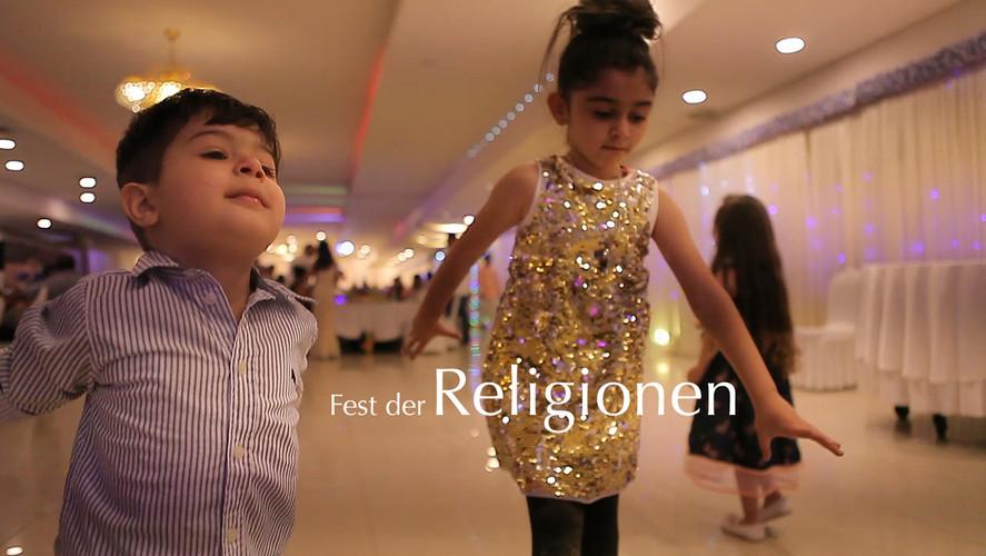 Fest der Religionen