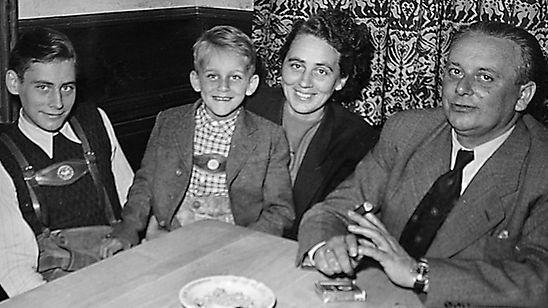 Alma_und_Adolf_Würth_mit_den_Söhnen_