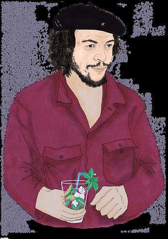 Ernesto Che Guevara_Maielin van Eilum_He