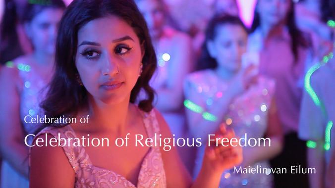 Celebration of  Celebration of Religious Freedom