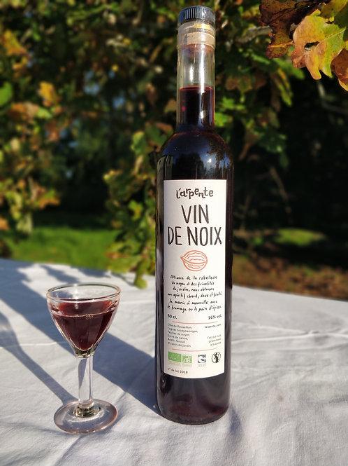 Apéritif Vin de noix