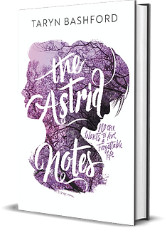 The Astrid Notes, by Taryn Bashford
