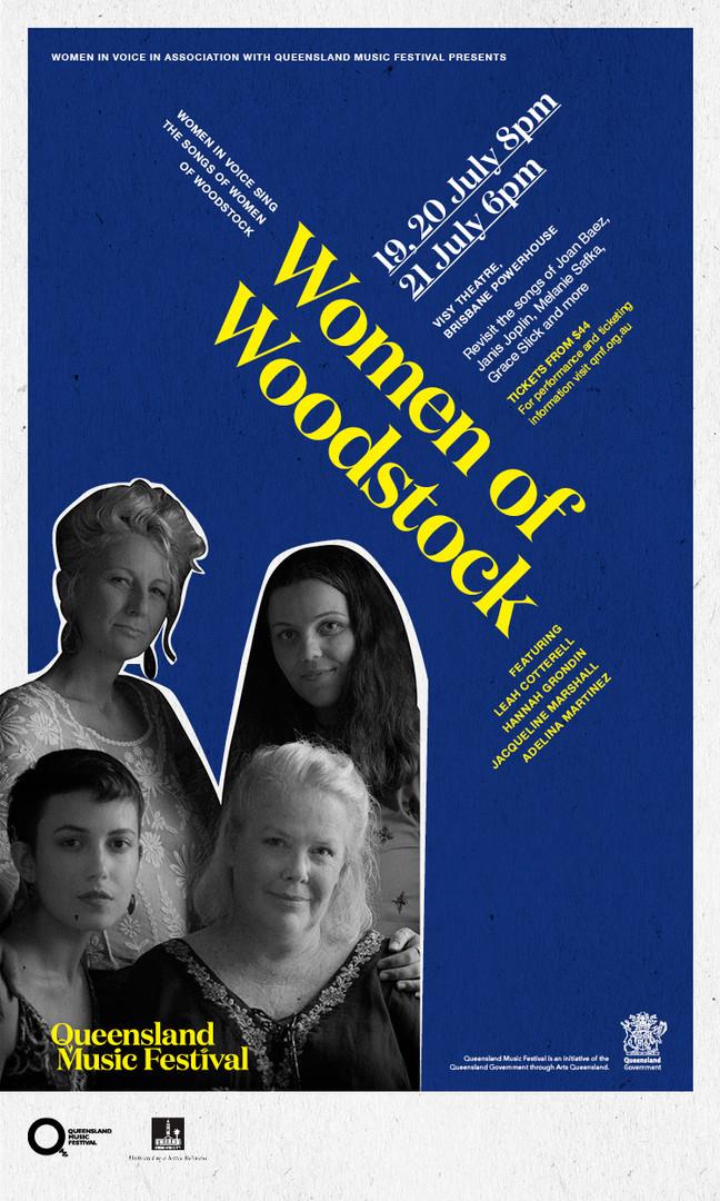 Women of Woodstock