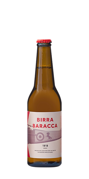 Profumo Wines Birra Baracca Italian Organic Lager Beer