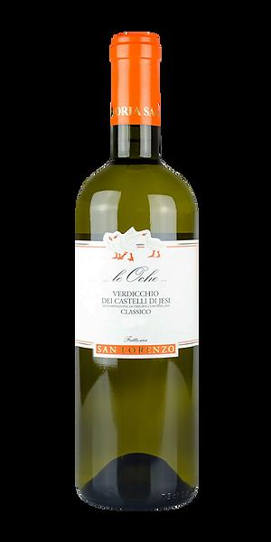 Profumo Wines Verdicchio dei Castelli di Jesi Italian Organic White Wine