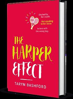 The Harper Effect, by Taryn Bashford