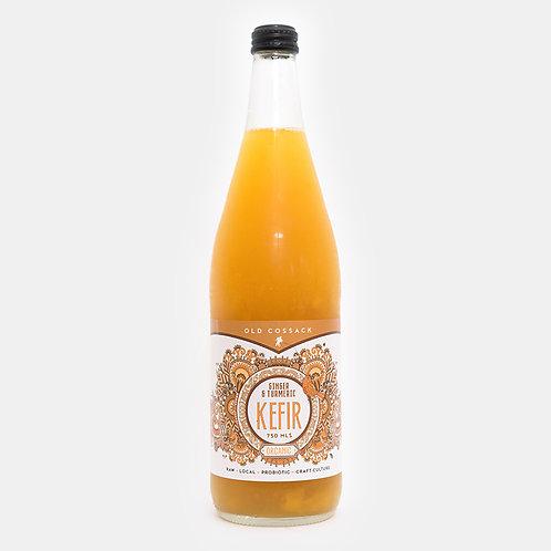 Ginger & Turmeric KEFIR - 750 mls
