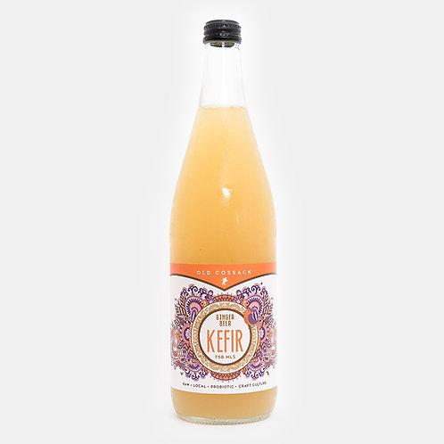 Ginger Beer KEFIR - 750 mls