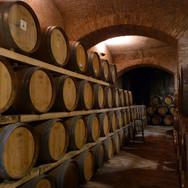 Cellar in Montefalco (Umbria)