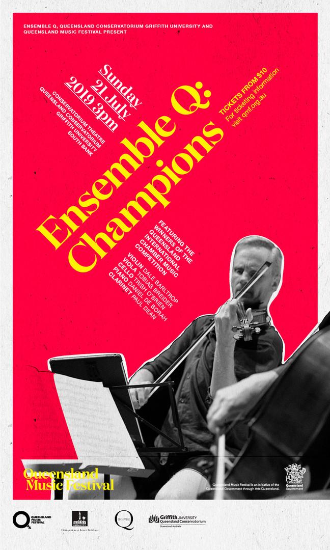Ensemble Q: Champions