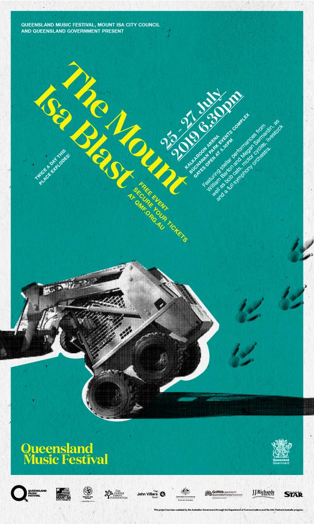 The Mount Isa Blast