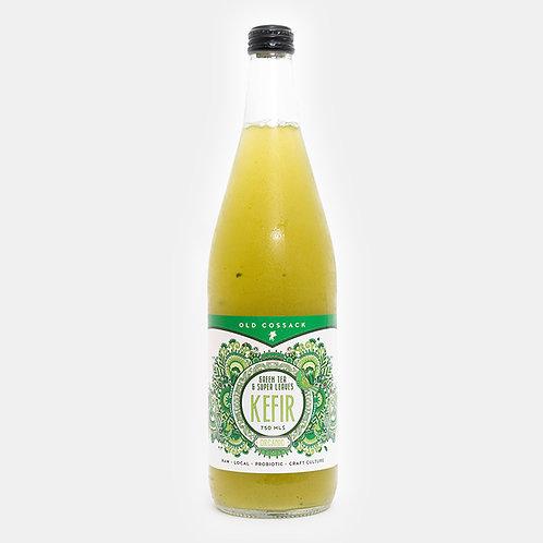 Green Tea & Super Leaves KEFIR - 750 mls
