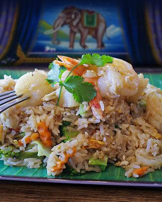 A-Thai-5 Restaurant, Fried Rice