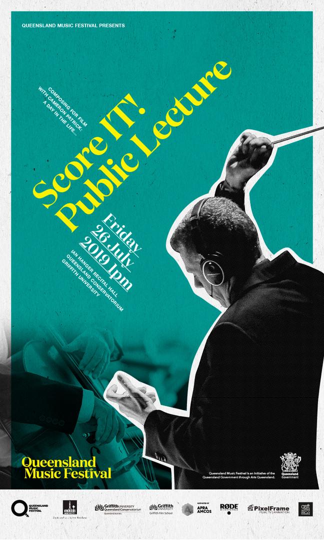 Score IT! Public Lecture