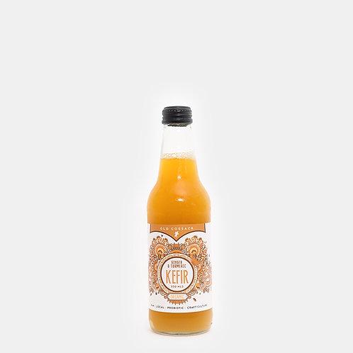 Ginger & Turmeric KEFIR - 330 mls