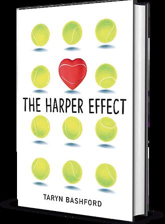 The Harper Effect, by Taryn Bashford (USA edition)