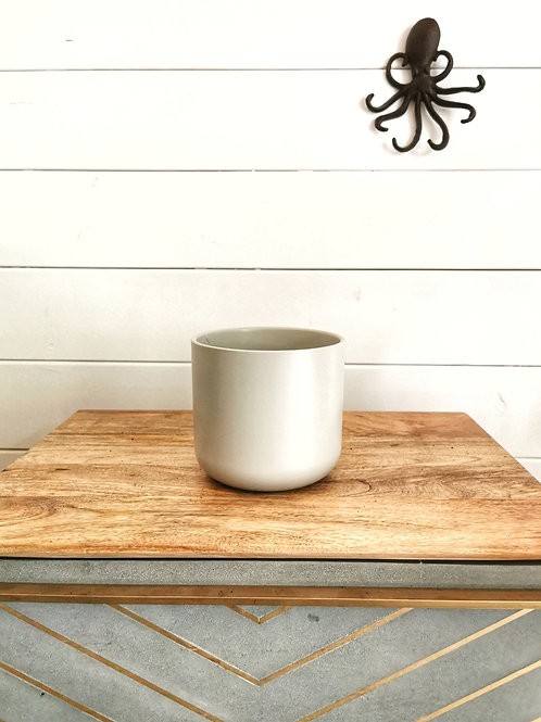 Small Lisbon Planter - Grey