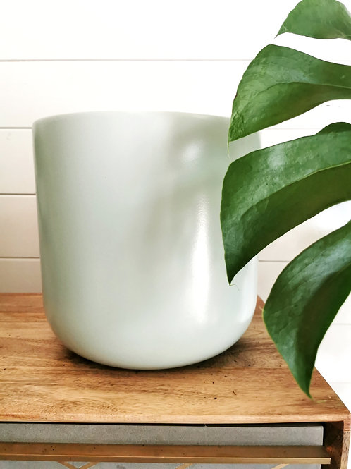 Extra Large Lisbon Planter - Mint Green