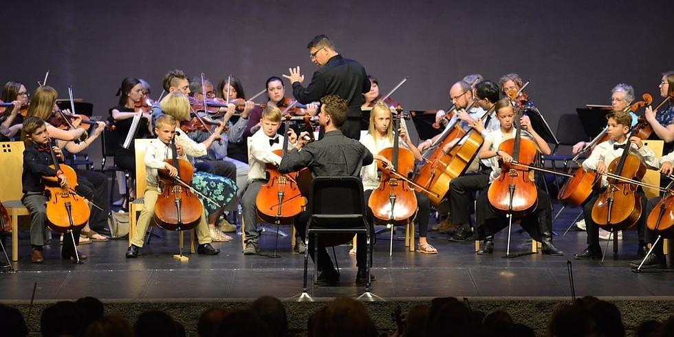 Intermountain Suzuki Strings Institute