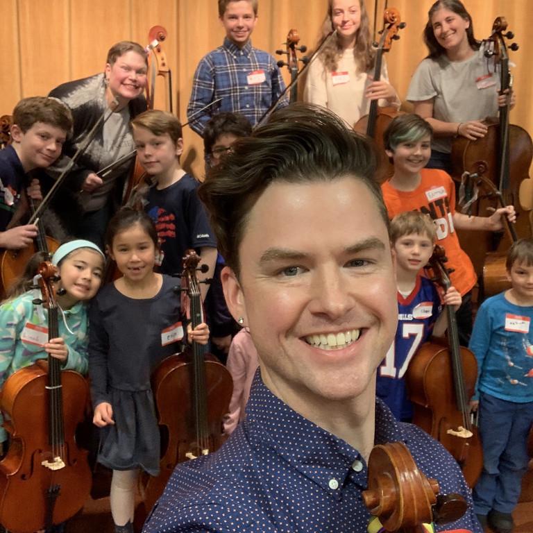 Cello FUNdamentals Summer Group