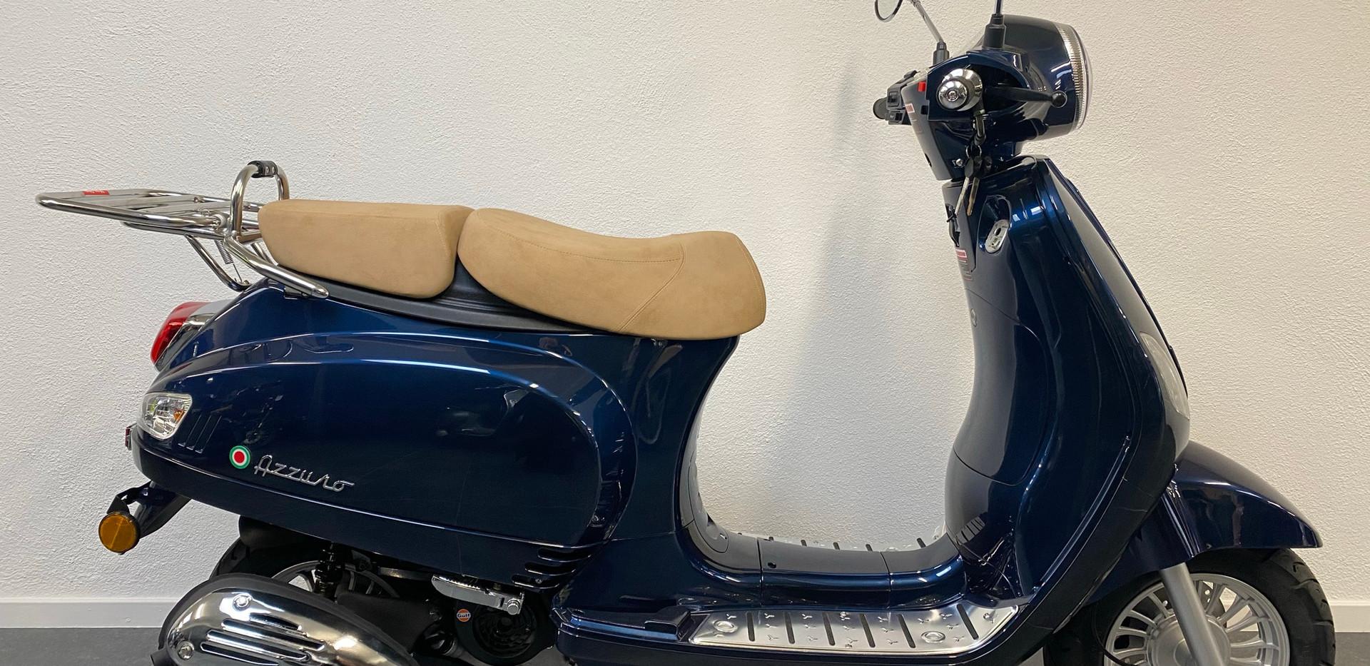 Neco Azzuro GP 4T 50 cc