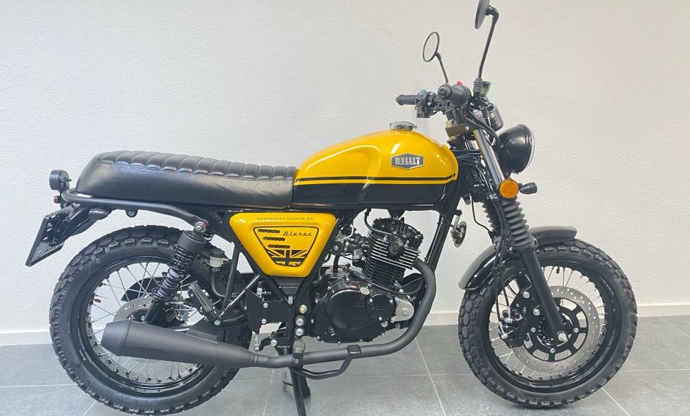 Bullit Bluroc 125 cc