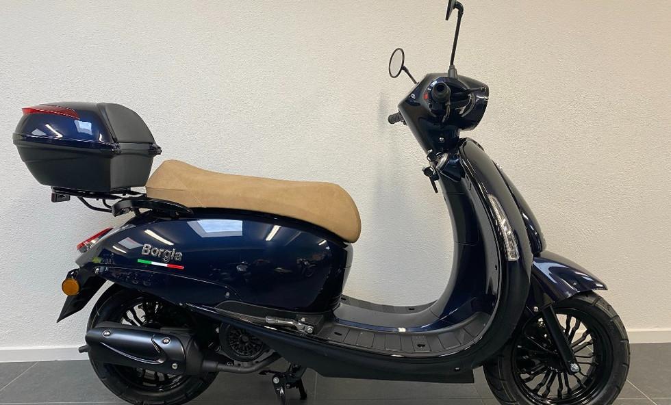 Neco Borgia 125 cc