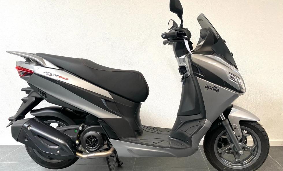 Aprilia SXR 50cc E5 4T