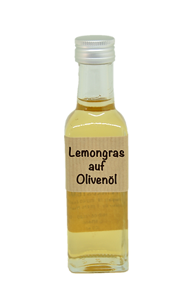 Lemongras auf Olivenöl