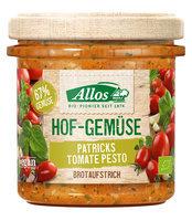 Brotaufstrich Patricks Tomate Pesto