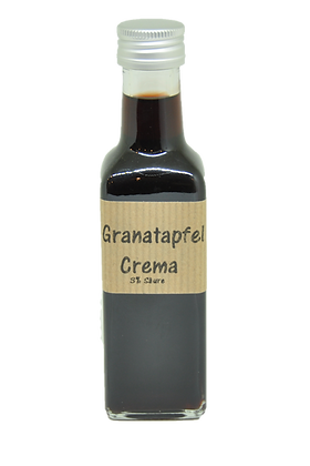 Granatapfel Crema