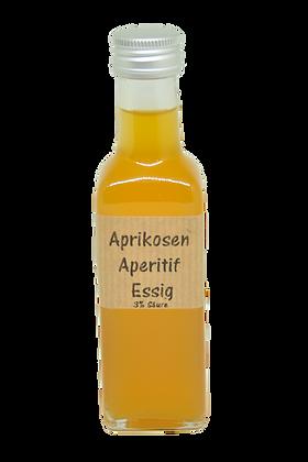 Aprikosen Aperitif Essig